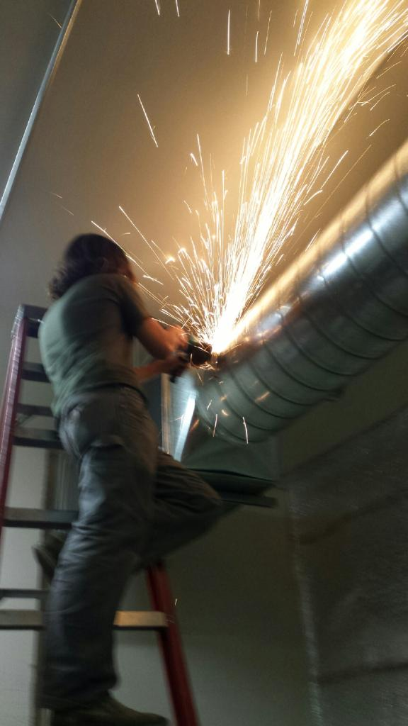 Expose yourself to ductwork exposed ducts as a design element ductwork solutioingenieria Image collections
