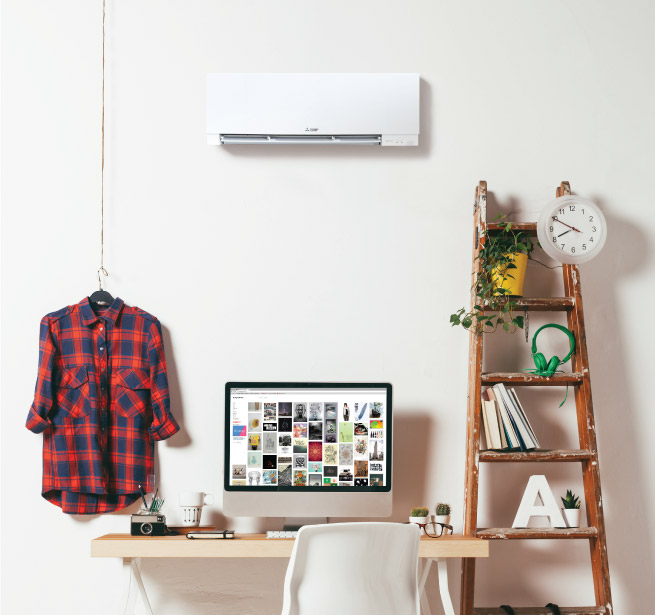 Mitsubishi Ductless Heating Units Portland Oregon